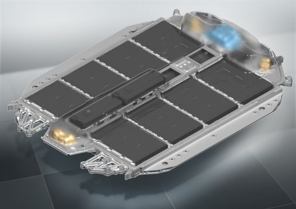 BMW i4 Battery Pack